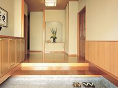 円熟の家 100年 内観 写真01